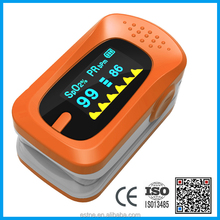 New design Finger oximeter pulse with Oled display