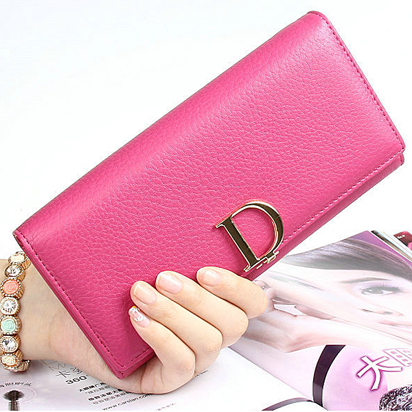 H158 low price ladies pars hand ladies wallet famous brand leather wallet