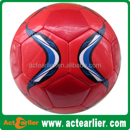 Good quality 2016 factory wholesale soccer ball champion league football