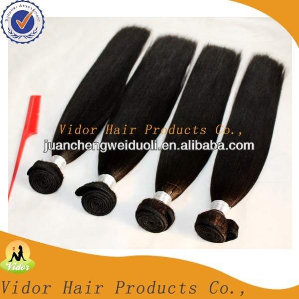 Factory Price Unprocessed Virgin Brazilian Sinder Hair
