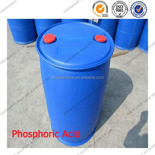 Manufacturers of purity 85% sources natural super phosphoric acid plant