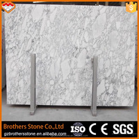 Imported natural stone Italy Bianco Carrara White marble tiles italian marble prices Carrara stone marble