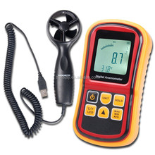 Anemometer GM8901 wind tester digital anemometers wind vane anemometer