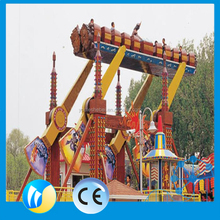 Outdoor amusement park rides flying carpet used amusement park for sale