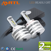 ATL Super Value Rest Assured Oem Acceptable H4 H13 LED Headlight Bulb