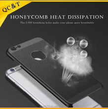 pc& glass protective 2 in 1 case 360 degree fully phone cover for iphone 7 case