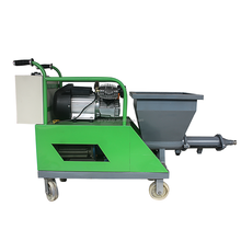 OEM manufacture gypsum plaster spraying machine