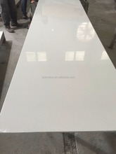 Durable 12mm Modified Acrylic Solid Surface with adhesive,Artificial acrylic solid surface