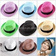 Cool and beautiful cowboy straw hats for men and women