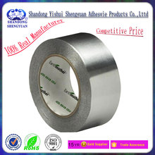 China Manufacturer reinforced aluminum foil tape high temperature heat tape for wholesales