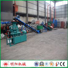 Factory price hot selling charcoal coal dust briquette making machine 008615039052280