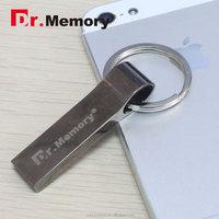 Dr.memory customised metal usb flash drive 2.0/3.0 1GB 2GB 4GB 8GB 16GB 32GB