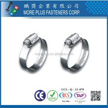 Taiwan Best Quality Best Price Professional Manufacturer American Hose Clamp