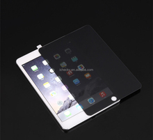 Factory price! tablet Privacy tempered glass screen protector for Ipad mini/Ipad air