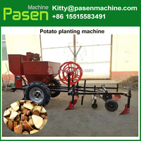 Sweet potato planter / Potato planting machine / Potato planter for sale