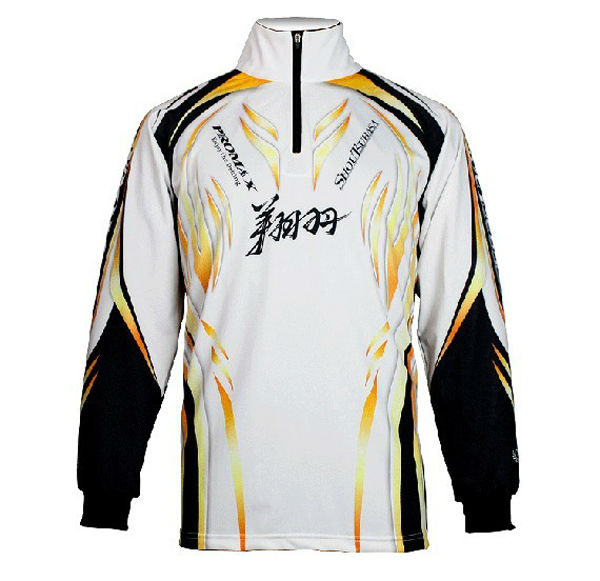 Dye Sublimation Coolmax Winter Fishing Wear