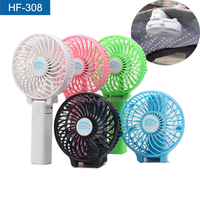 2017 Unique Design Promotion Eliminate Exhaust Fan Mini Portable Hand Fan in Summer
