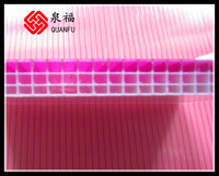 free sample awning and canopy plastic polycarbonate china
