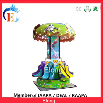 High quality Space Tower flight pagoda Pterosaur park ride new arrival