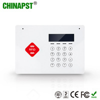 2017 Latest anti lost 50 wireless security office gsm alarm system PST-G66B