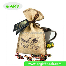 Cocoa Jute Bags Packing for Coffee Beans