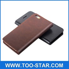 Factory supply attractive leather business phone case for iphone case for various phones