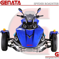 GENATA 250cc Bombadier Style Spyder Roadster motorcycle GTX250MB