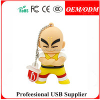Cartoon new design corn shaped plastic usb flash memory 4gb USB Flash Drive food usb ,Free sample