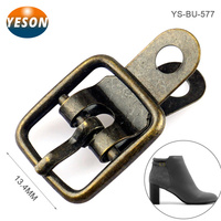13mm Rectangle With Bar Metal Shoe