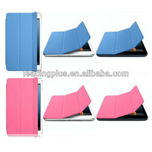 Official magnetic ultra thin smart cover and back case for iPad mini