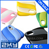 Wholesale Colorful make Silicone Case for iPhone 5S for iPhone5S Silicon Cases Case for iPhone 5S