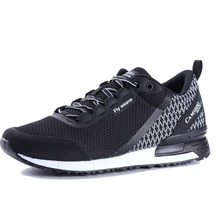 Men' s Breathable Trail Running Shoes Top Quality Running Shoes For Man Soft Sole Runners New Arrivals 6028-M