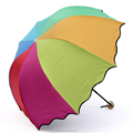 Colorful advertising umbrella, promotional umbrella