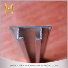 Anodized aluminium extrusion profile