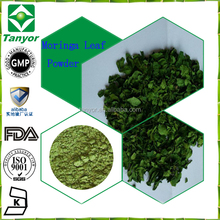 Chinese GMP Manufacturer sell Moringa leaf powder/Wholesale moringa products
