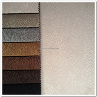 Popular brushed velvet burnout fabric