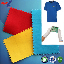 100% cotton twill anti static fabric for safty clothing