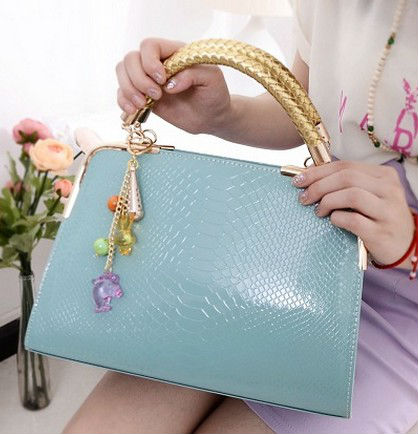2018 new style fashion ladies handbags guangzhou bag factory
