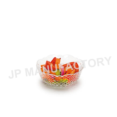 fish scale pattern Cute design plastic bowl for salad