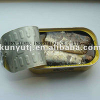 Canned Sardines In Oil 125g