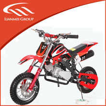 mini cross ktm 49cc gasoline dirt bike with pull start for hot sale
