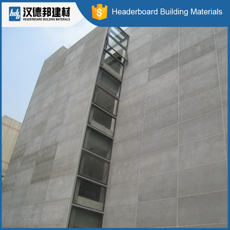 Hot promotion factory price fiber cement board fast shipping