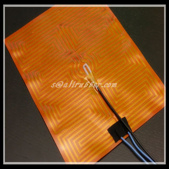 Polyimide Thermofoil Flexible Heaters