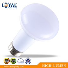 IP20 Indoor New CE ROHS Plastic cover warm white small mini smd r50 r60 r80 led bulb light 3w 5w 7w e14 e27 led bulb lamp