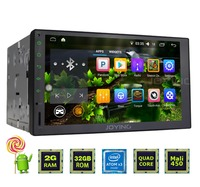 Darkeep 7 inch car audio near me 2GB RAM Android 5.1.1 handheld gps Double Din Touch Screen with Bluetooth 4.0