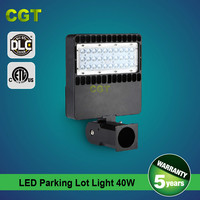 IP65 Outdoor LED street light with high Lumen parking lot lamp