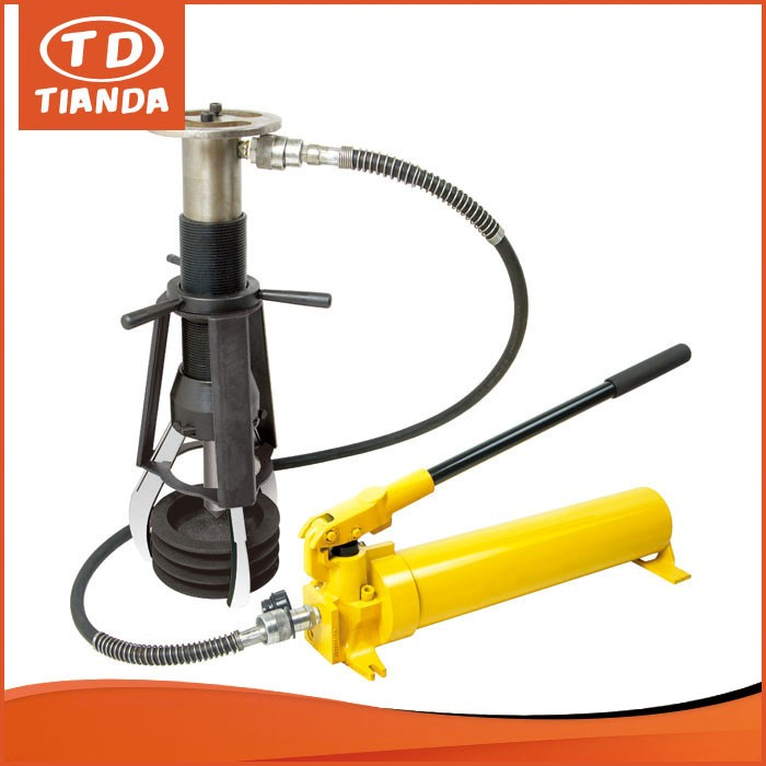 Trustworthy Factory Separating Hydraulic Anti-sliding Gear Puller Auto Body Repair Tools Clamps