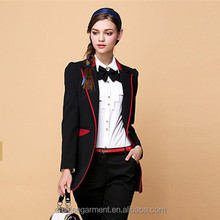 High Quality Ladies Formal Pants Suits