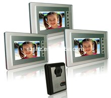 7'' handsfree colour video door phone(two colours to chose)