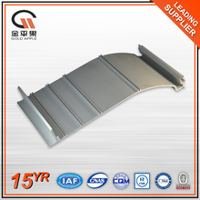 6063 T3 Anodized aluminium profile to make doors and windows